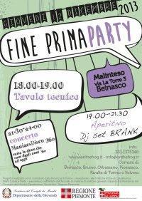 """12 Dicembre: ImPrenditi Bene festeggia con """"Fine prima Party"""""""
