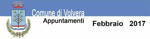 Appuntamenti_Febbraio_Volvera
