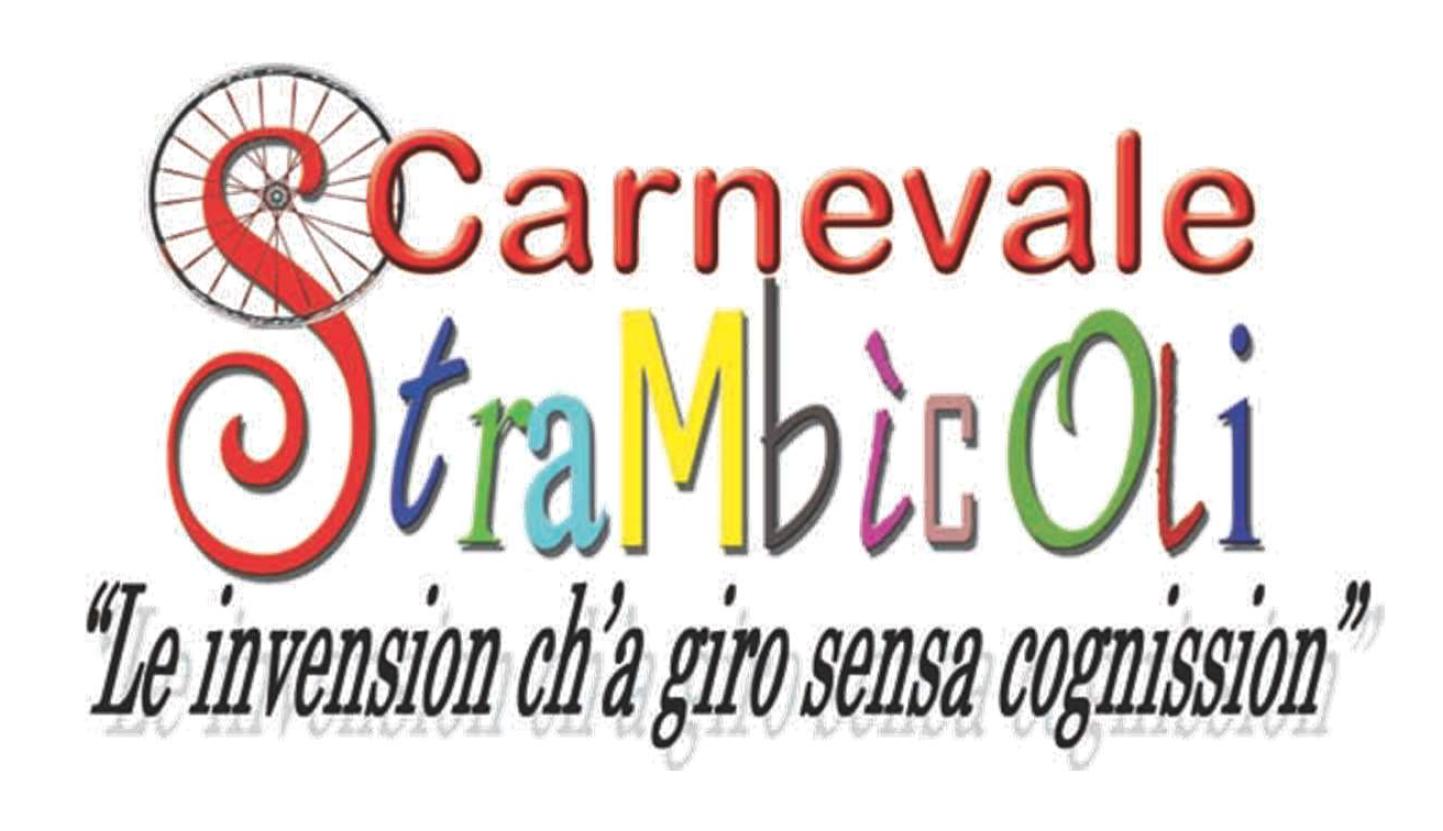 Regolamento e scheda iscrizione carnevale Strambicoli 2020