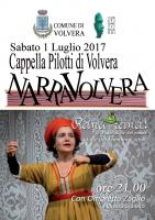 Spettacolo teatrale Narravolvera