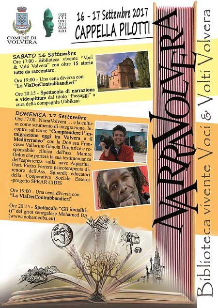 NarraVolvera – Cappella Pilotti
