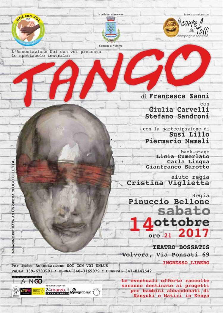 Spettacolo teatrale: Tango