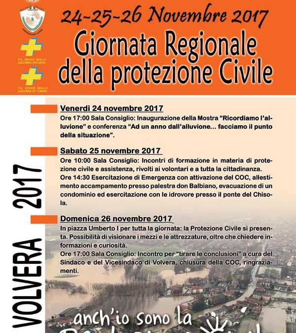 Giornata Regionale della Protezione Civile