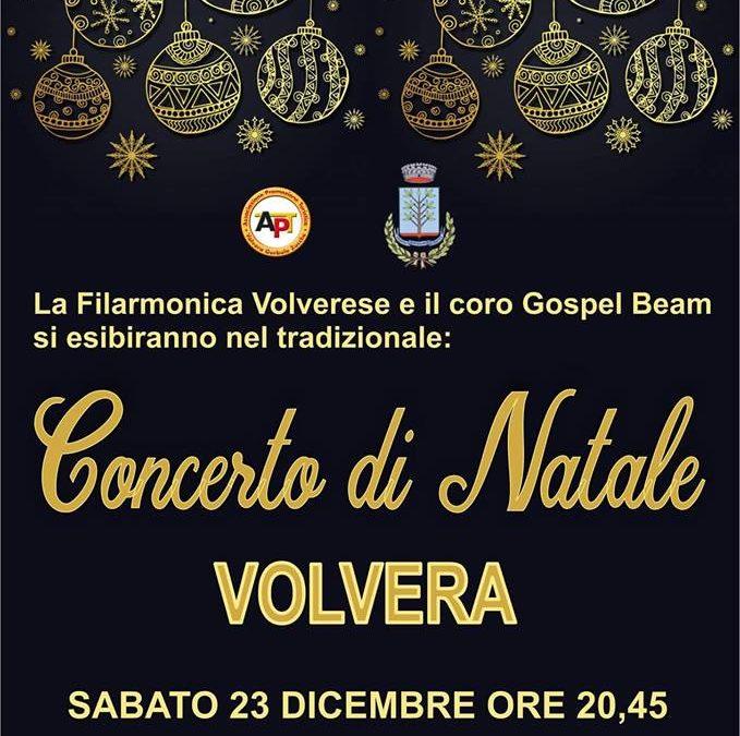 Concerto di Natale – Programma di Sala