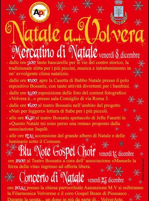 Natale a Volvera