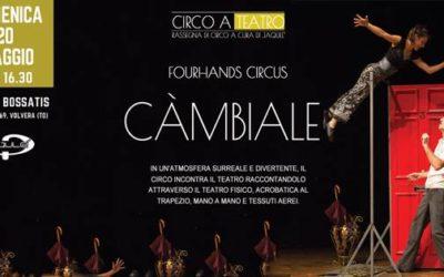 Càmbiale – Circo a teatro