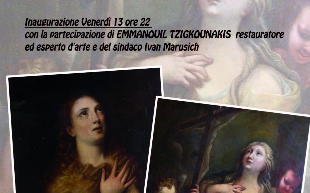"""Mostra """"La Maddalena nell'arte sacra del XVIII° secolo"""""""