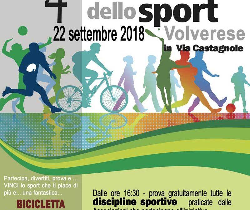 4° Festa dello Sport Volverese