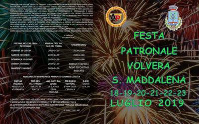 Festa Patronale 2019