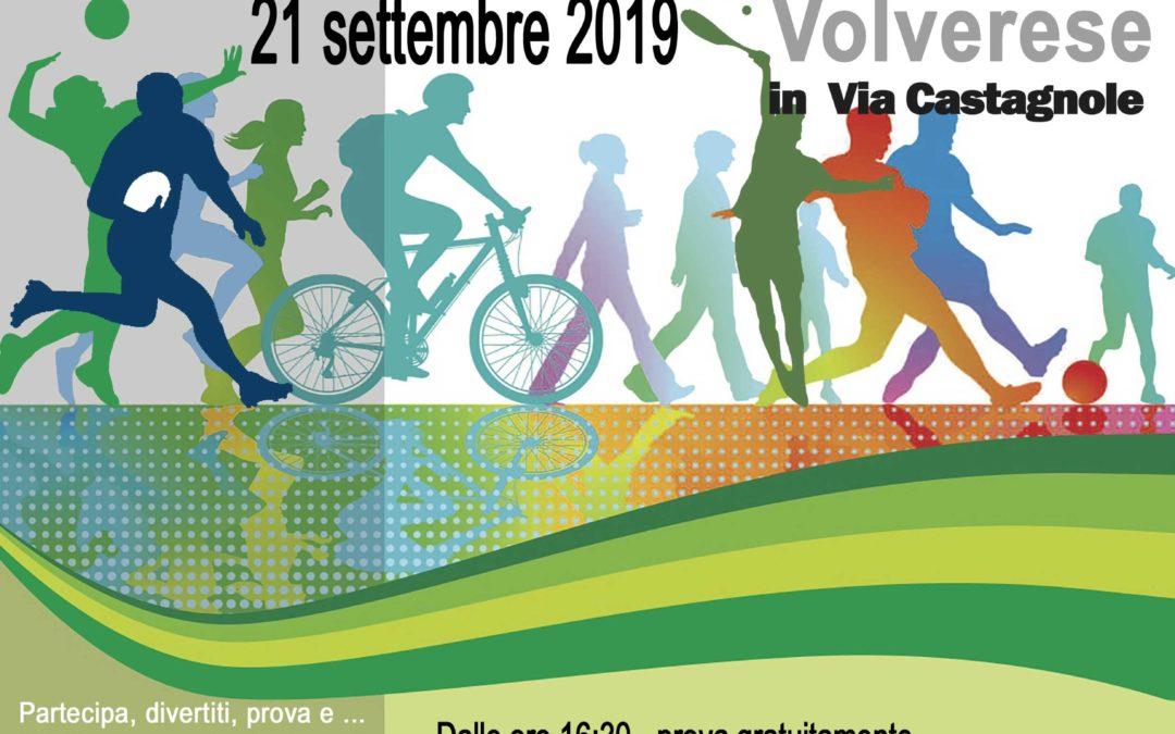 5ª Festa dello Sport Volverese
