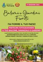 2° concorso balconi e giardini fioriti Volvera