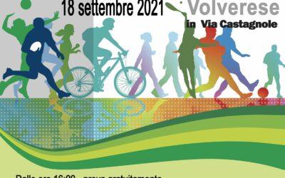 7 ° Festa dello sport volverese
